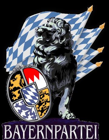 Bayernpartei e.V., Kreisverband Traunstein Logo